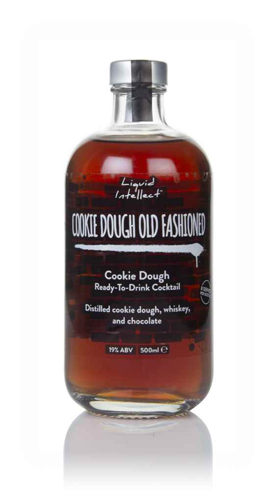 Liquid Intellect Cookie Dough Old Fashioned