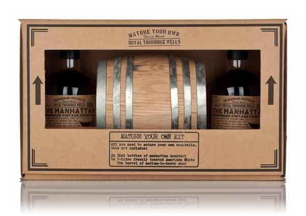 Mature Your Own Cocktail Kit - Manhattan