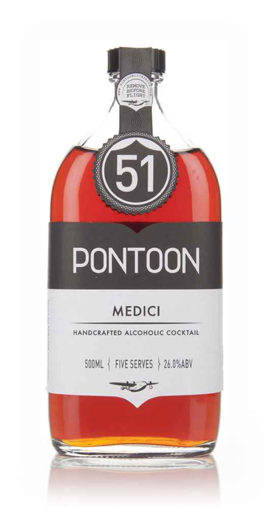 Pontoon No. 51 Medici Cocktail