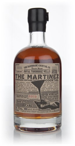 The Martinez Cocktail 2013