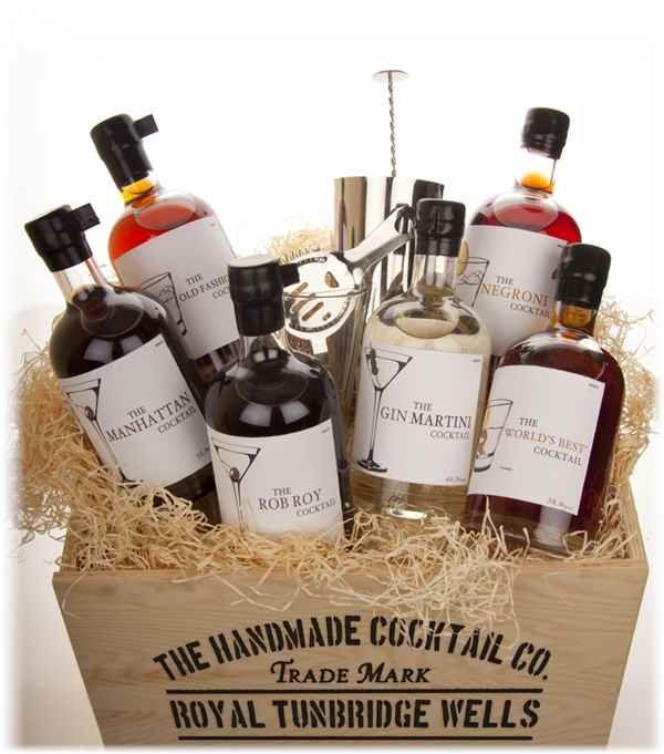 Vintage Cocktail Hamper