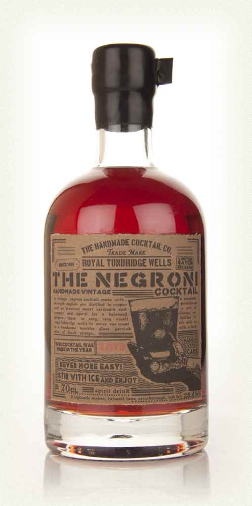 The Negroni Cocktail 2012