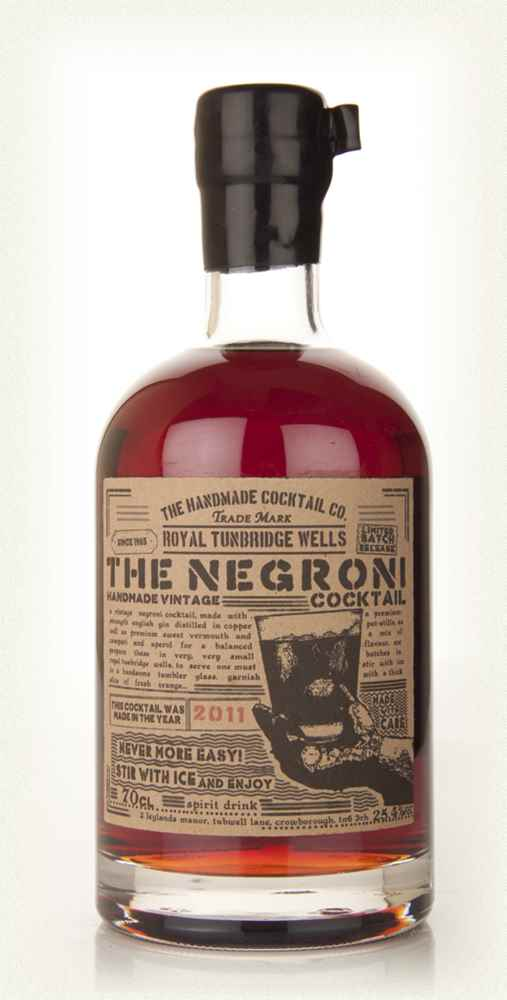 The Negroni Cocktail 2011