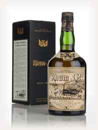 Rhum J.M Vintage 2000 3cl Sample