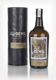 Sancti Spiritus 17 Year Old 1998 Cuban Rum - Kill Devil (Hunter Laing)