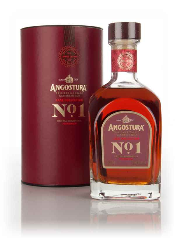 Angostura No.1 First Edition - Cask Collection