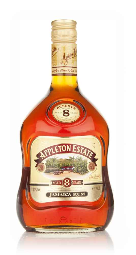Appleton Estate 8 Year Old Reserve (Old Bottling)