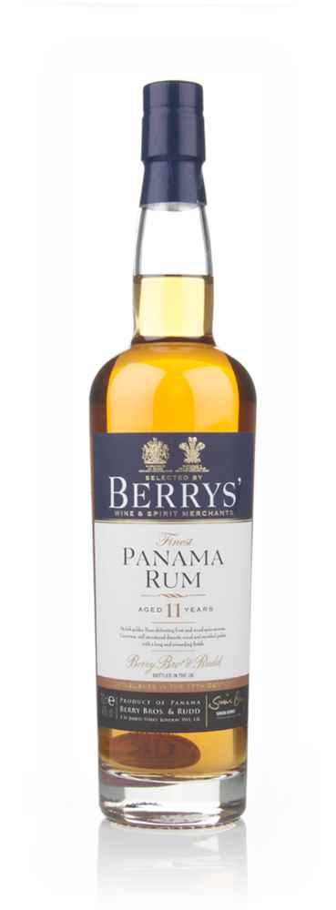 Panama 11 Year Old Rum (Berry Bros & Rudd)
