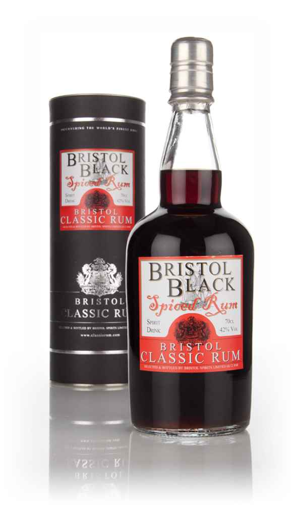 Bristol black spiced rum bristol spirits rum master of for What goes good with spiced rum