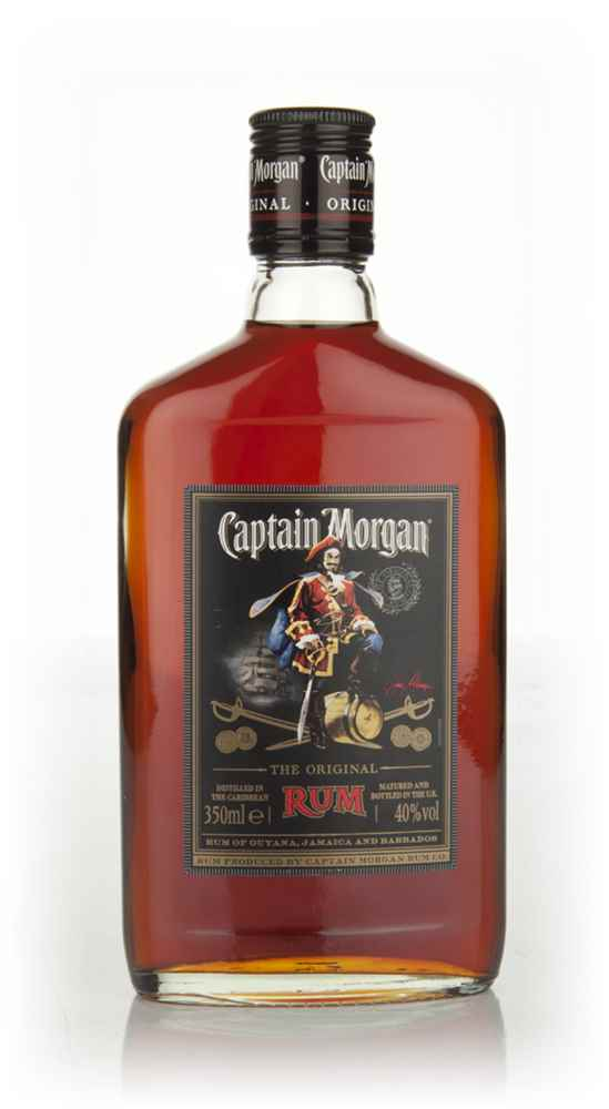 Captain Morgan Original Rum 35cl