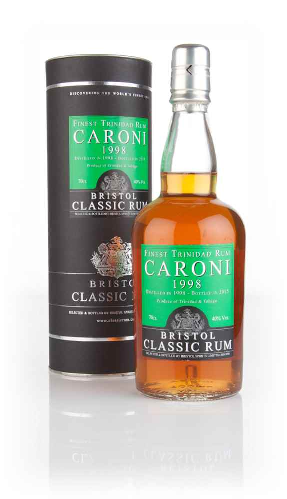 Caroni 1998 (bottled 2015) - Bristol Spirits