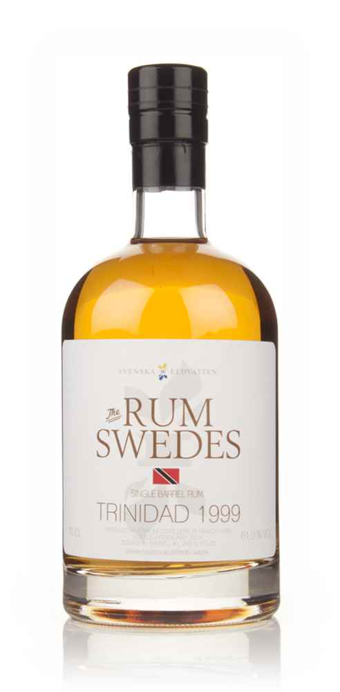 Caroni 1999 (cask 1) Trinidad Single Barrel Rum - The Rum Swedes (Svenska Eldvatten)