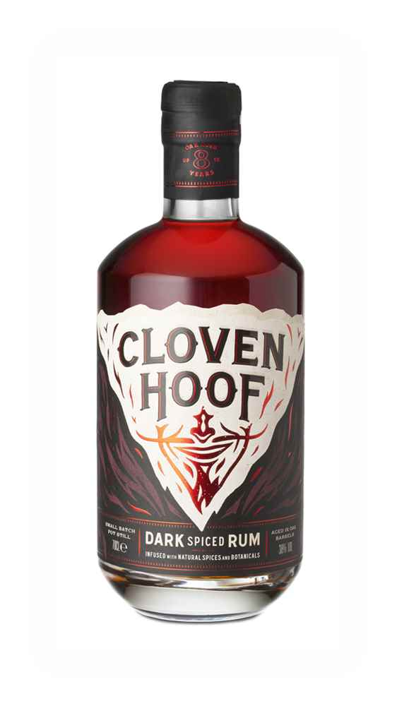 Cloven hoof spiced rum master of malt for What goes good with spiced rum