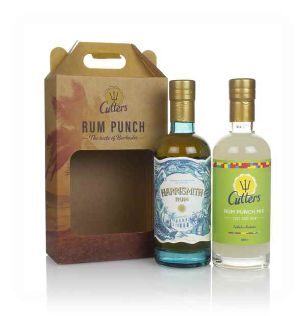 Cutters Rum Punch Set