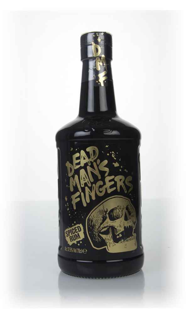 Dead Man's Fingers Cornish Spiced Rum