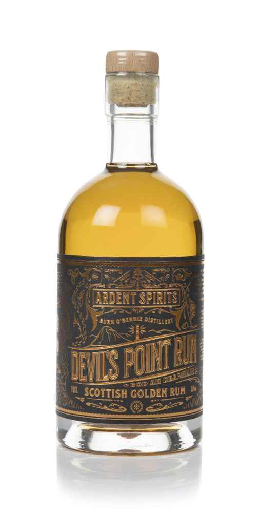 Devil's Point Golden Aged Rum