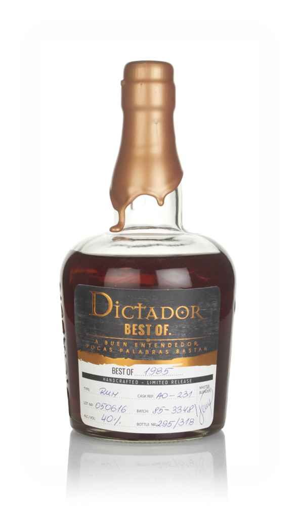 Dictador Best of 1985
