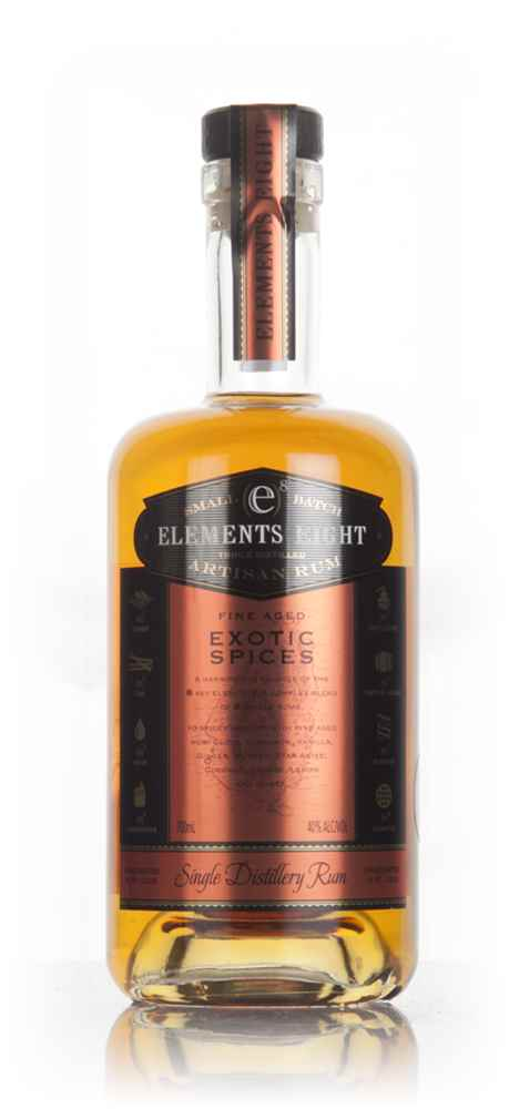 Elements 8 Spiced Rum