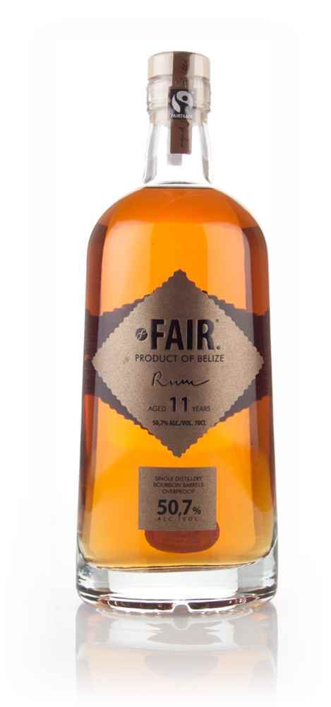 FAIR. 11 Year Old Rum