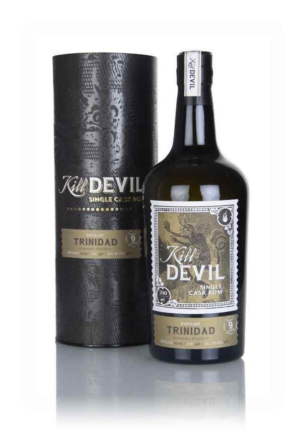 Fernandes 9 Year Old 2009 Trinidadian Rum - Kill Devil (Hunter Laing)