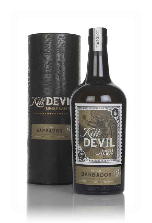 Foursquare 12 Year Old 2006 Barbados Rum - Kill Devil (Hunter Laing)