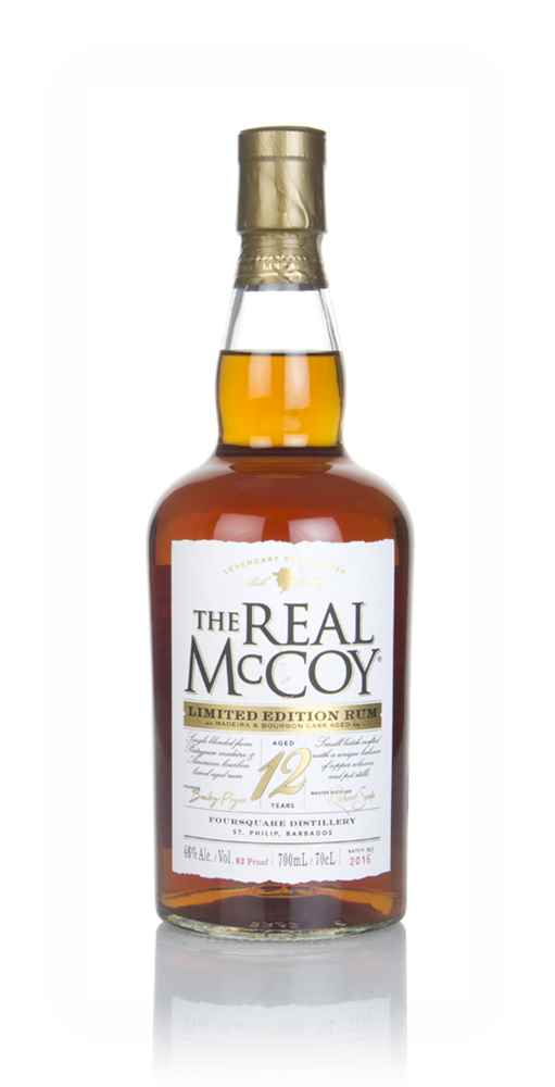 The Real McCoy 12 Year Old Limited Edition
