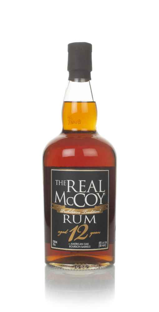The Real McCoy 12 Year Old