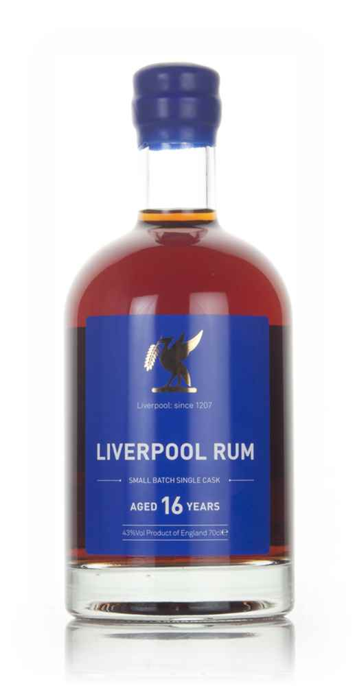Liverpool Rum 16 Year Old