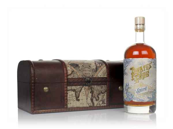 Pirate's Grog 5 Year Old Spiced Gift Chest
