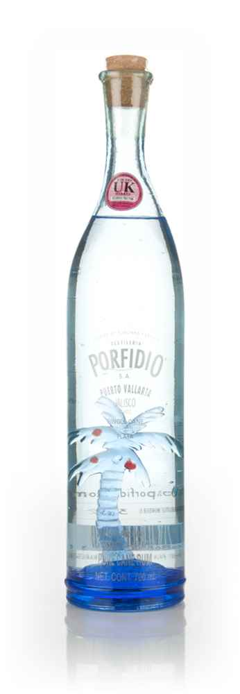 Porfidio Triple Distilled Plata Rum