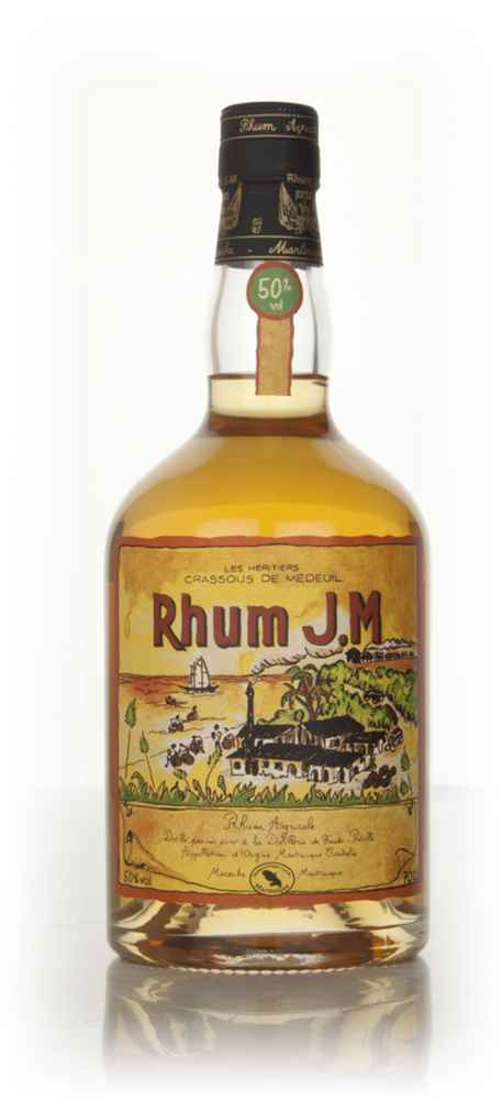 Rhum J.M Gold (Old Bottling)