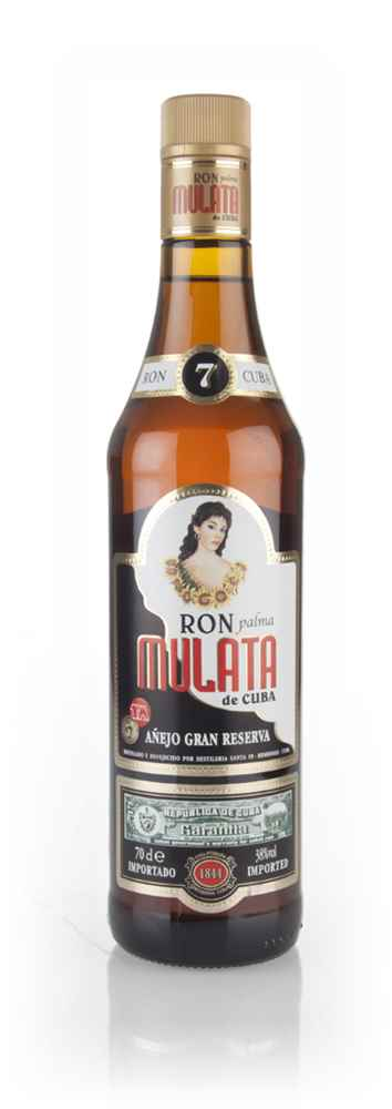 Ron Mulata Añejo 7 Year Old