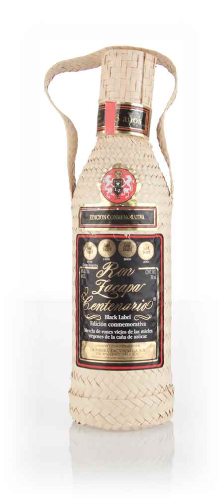 Ron Zacapa 23 Centenario Black Label