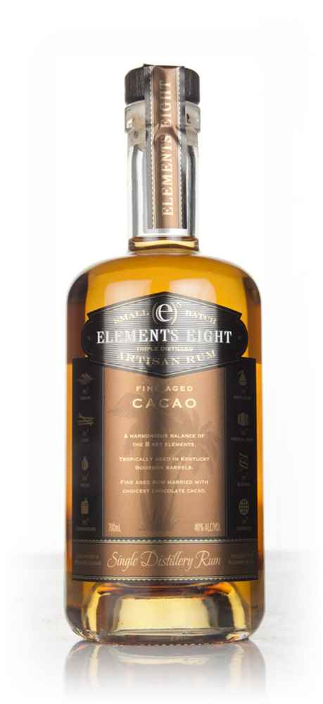 Elements 8 Cacao Rum