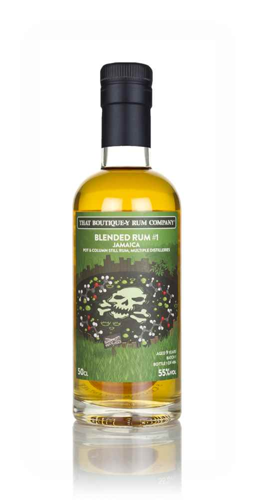 Blended Rum #1 9 Year Old (That Boutique-y Rum Company)
