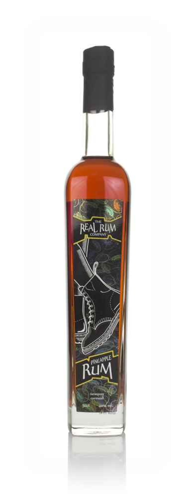The Real Rum Company Pineapple Rum