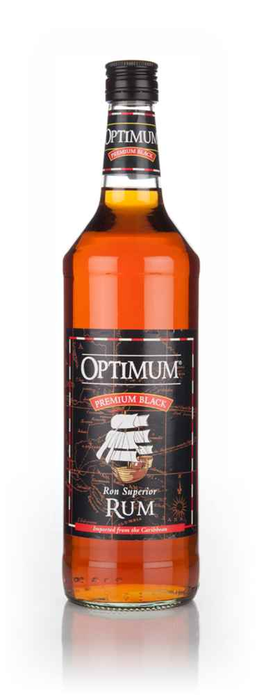 Optimum Premium Black Rum 1l