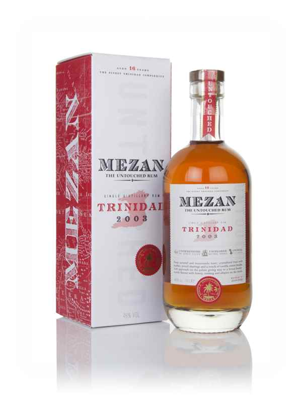 Mezan Trinidad 2003 (bottled 2019)