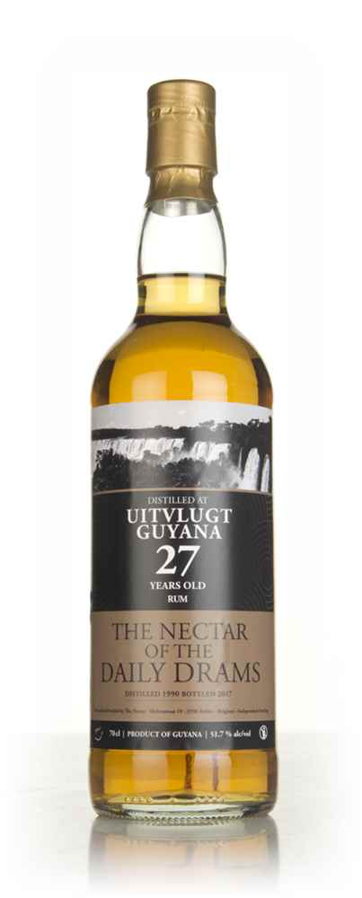 Uitvlugt 27 Year Old 1990 - The Nectar of the Daily Drams