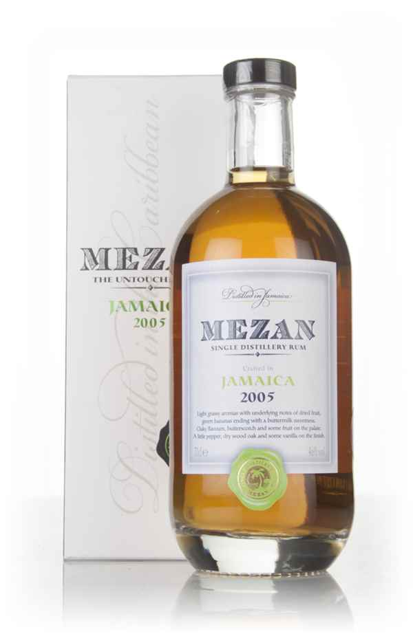Mezan Jamaica Worthy Park 2005 (bottled 2017)