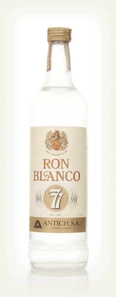Antich Ron Blanco - 1970s