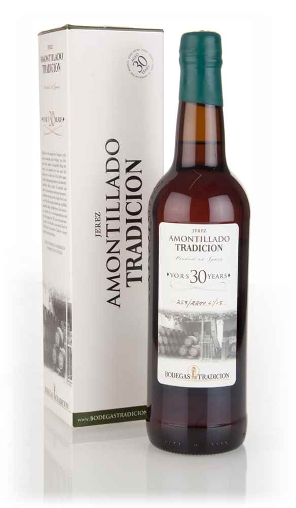 Bodegas Tradición 30 Year Old Amontillado