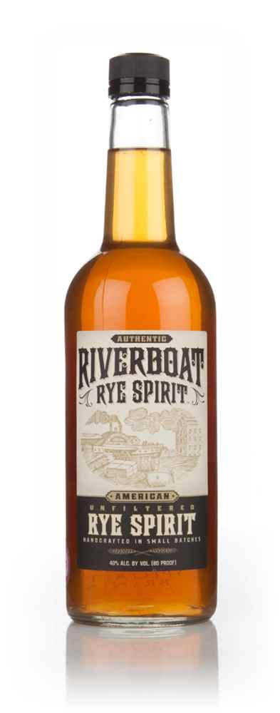 Riverboat Rye Spirit