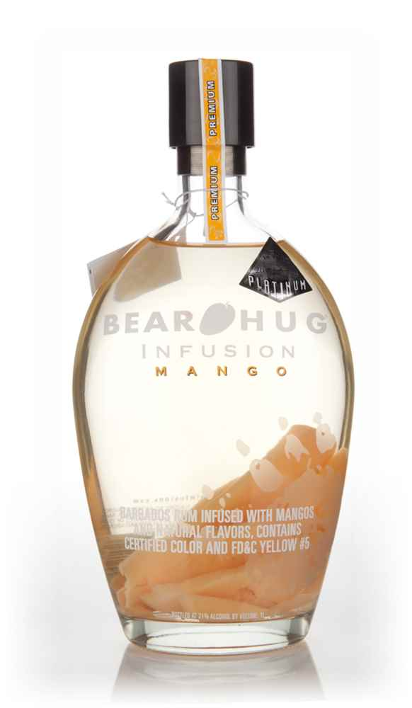 Bear Hug Infusion Mango Spirit Drink