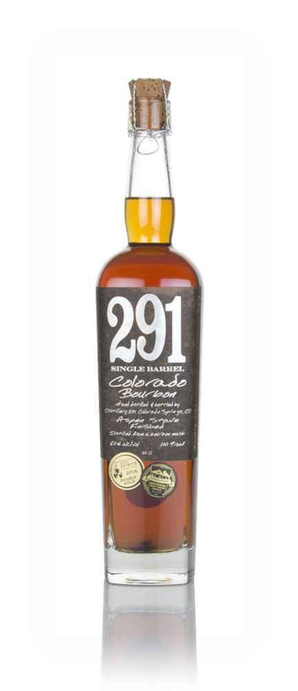 Distillery 291 Single Barrel Bourbon