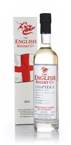 English Whisky Co. Chapter 3 20cl