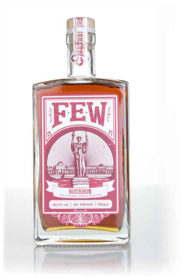FEW Bourbon Single Barrel