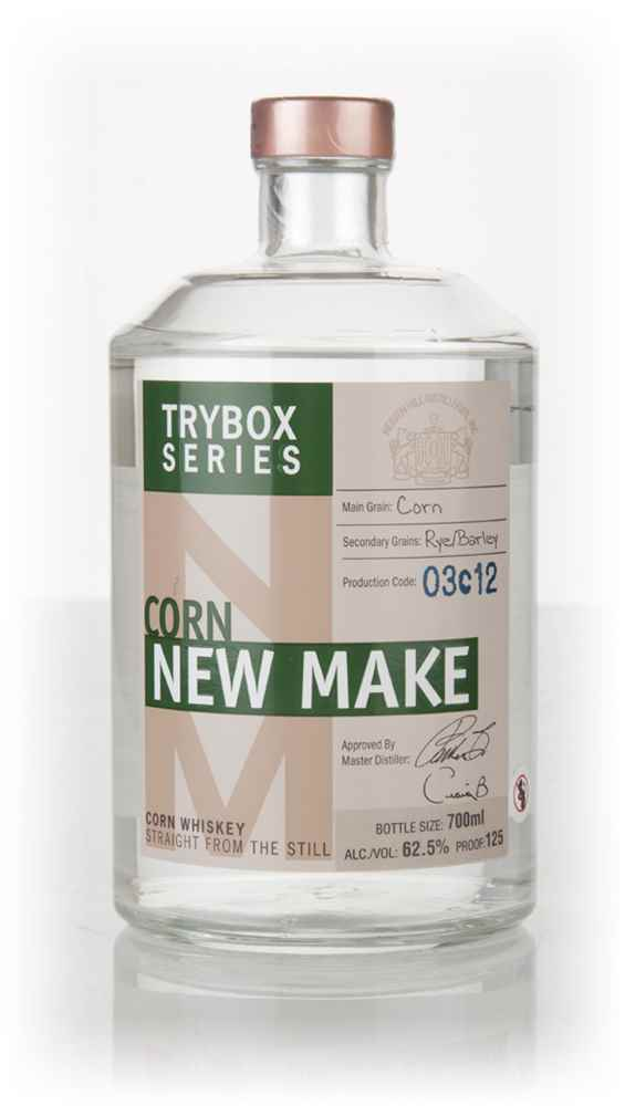 Heaven Hill Trybox Series Corn New Make