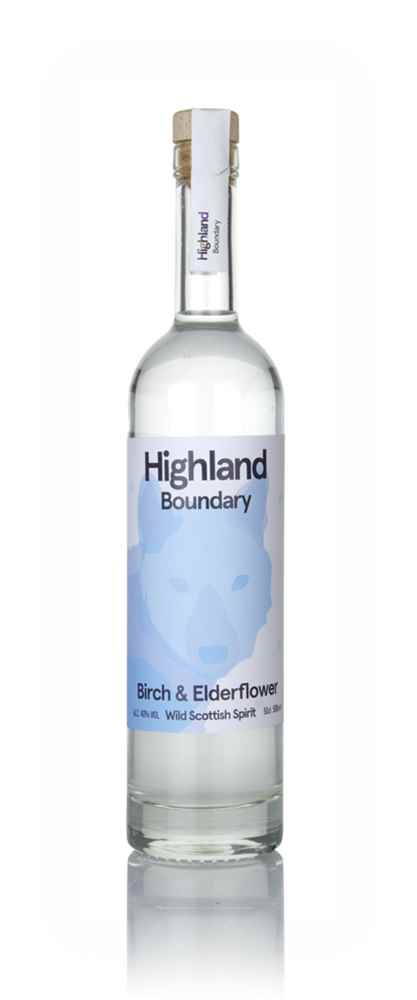 Highland Boundary Birch & Elderflower