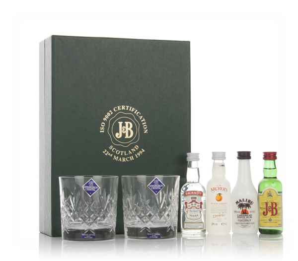 J&B ISO 9002 Certification Box Set - 1994
